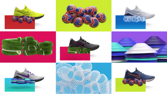 Nike Epic React Flyknit (Director's Cut) by Shane Griffin