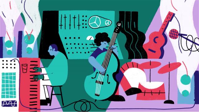Music Unites: Herbie Hancock & Kamasi Washington | STASH MAGAZINE