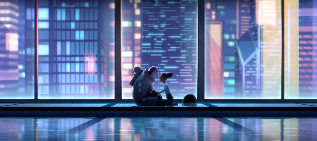Sans Gravity (No Gravity) short film | STASH MAGAZINE