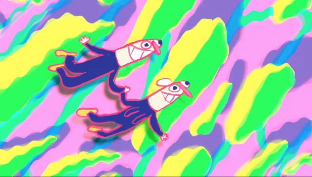 Dream Cream animated short by Noam Sussman | STASH MAGAZINE