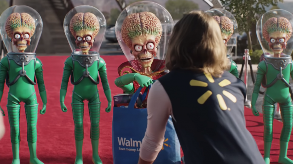 Walmart Famous Visitors - Super Bowl Extended Cut | STASH MAGAZINE