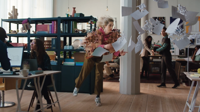 Telia IT commercial StyleWar | STASH MAGAZINE |