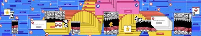 MILLION animation curated by Rémi Vincent | STASH MAGAZINE