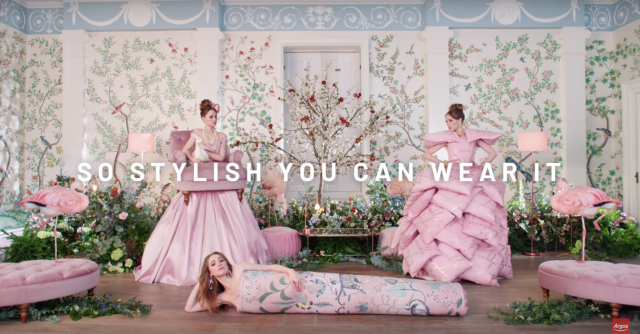 Argos so stylish you can wear it commercial | STASH MAGAZINE
