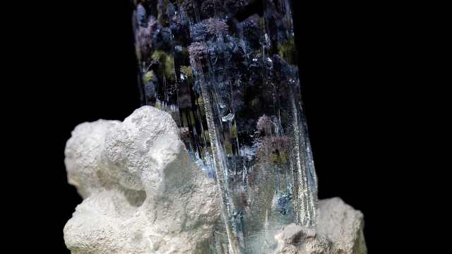 Minerals - Waiting to Be Found by Dan Hoopert | STASH MAGAZINE