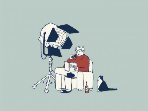 Film Crew in Quarantine by Robertas Nevecka | STASH MAGAZINE