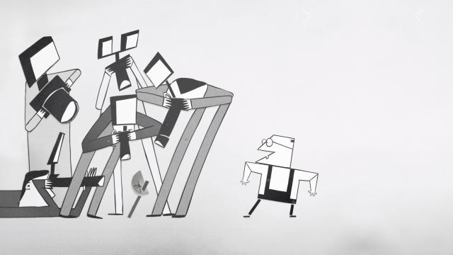 La Table short film by Eugene Boitsov | STASH MAGAZINE