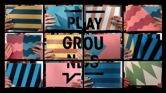 Playgrounds Festival 2020 Main Titles | STASH MAGAZINE