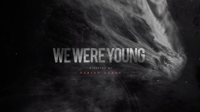 We Were Young  main titles Fabian Aerts | STASH MAGAZINE