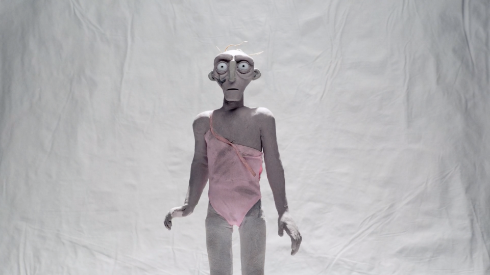 Framed stop-motion short film by Marco Jemolo | STASH MAGAZINE