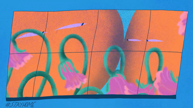 #FlattenTheCurve - 1/3 short film by Studio Desk | STASH MAGAZINE