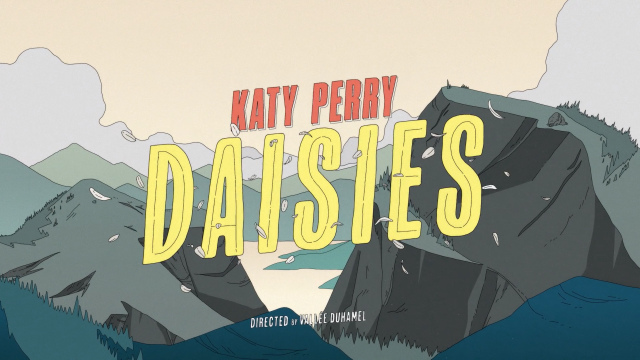 Katy Perry Daises music Video | STASH MAGAZINE
