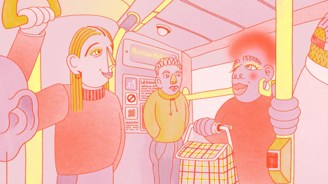 Just the Two of Us short film by Anna Ginsburg | STASH MAGAZINE