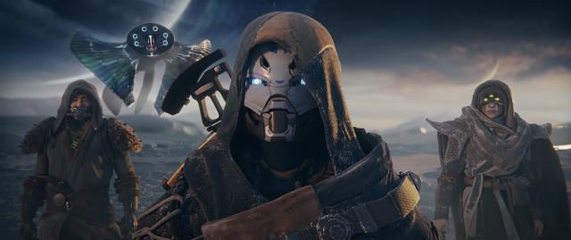 Destiny 2 Beyond Light – Reveal Trailer by The Mill | STASH MAGAZINE
