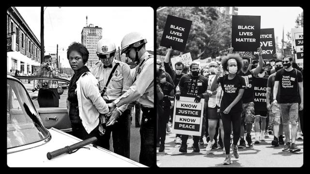 Black Lives Matter short film by Jon Krippahne   STASH MAGAZINE