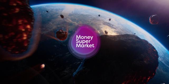 Money Supermarket Money Calm Bull commercial | STASH MAGAZINE