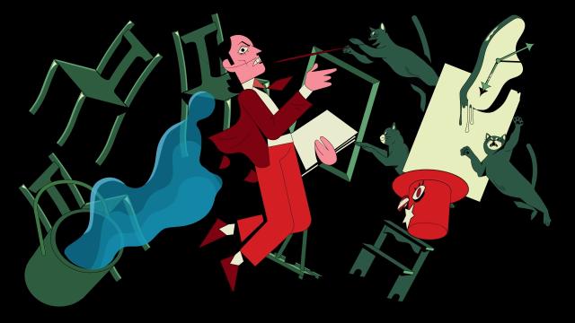Dalí's Magic Cheque Book explainer video | STASH MAGAZINE