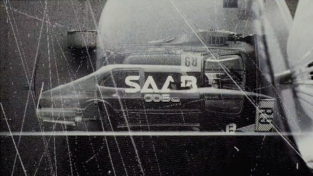 SAAB S9 by Ash Thorp and Matthew Bellamy | STASH MAGAZINE