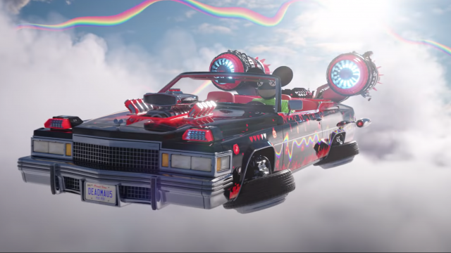 deadmau5 & The Neptunes Pomegranate music video | STASH MAGAZINE