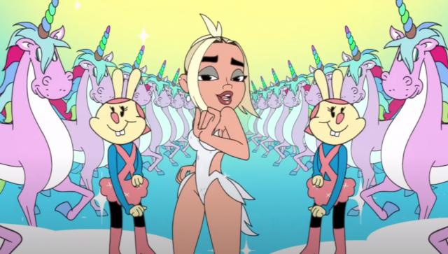 Dua Lipa Hallucinate music video | STASH MAGAZINE