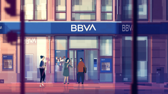 BBVA We Create Opportunities Together animated commercial | STASH MAGAZINE
