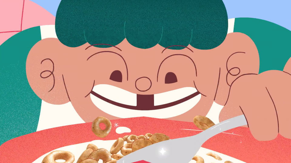 Cheerios Good Starts commercial | STASH MAGAZINE
