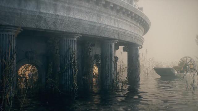 HBO The Swamp documentary main title | STASH MAGAZINE