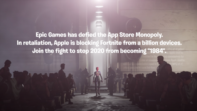 Epic Games Nineteen Eighty-Fortnite | STASH MAGAZINE