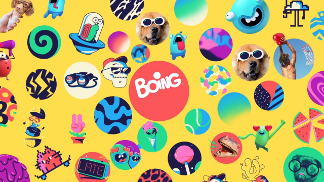 Boing Rebrand by Art&Graft | STASH MAGAZINE