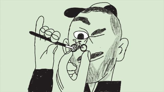 Mailchimp Anthem by Buck | STASH MAGAZINE