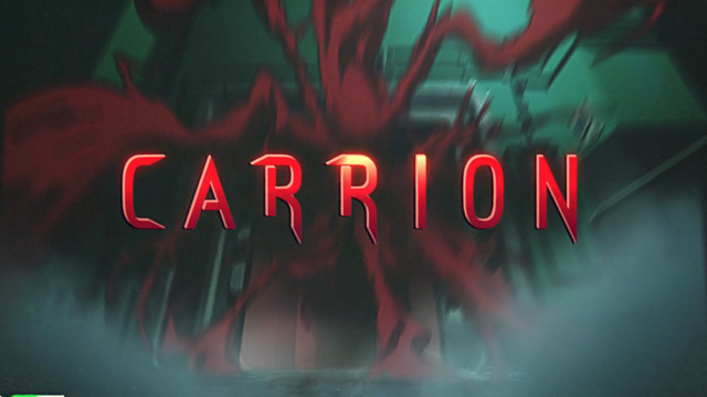 Carrion game launch trailer by CRCR   STASH MAGAZINE