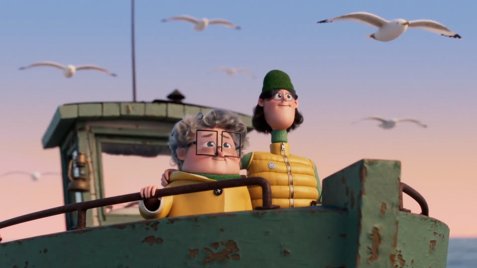 France Alzheimer 'The Sailors' commercial by MegaComputeur | STASH MAGAZINE