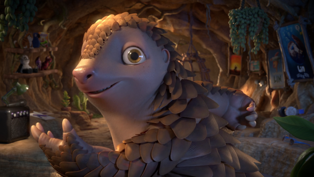 WWF Save the Pangolins commercial by Zombie Studio | STASH MAGAZINE