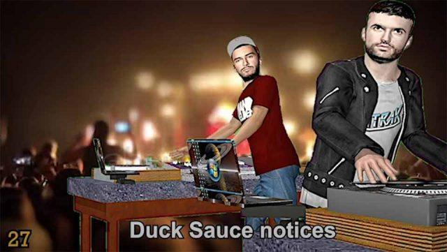 Duck Sauce Mesmerize music video | STASH MAGAZINE