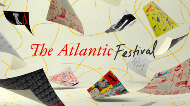The Atlantic Festival 2020 graphics package | STASH MAGAZINE