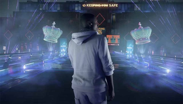 "Watch Dogs vs Stormzy ""Rainfall"" (feat. Tiana Major9) music video by Ubisoft 