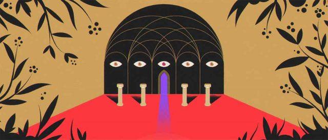 Town Portal Vanitas music video by Gabriele Calvi | STASH MAGAZINE