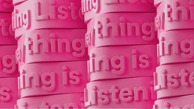 "Spotify ""Listening Is Everything"" Spots by ManvsMachine | STASH MAGAZINE"