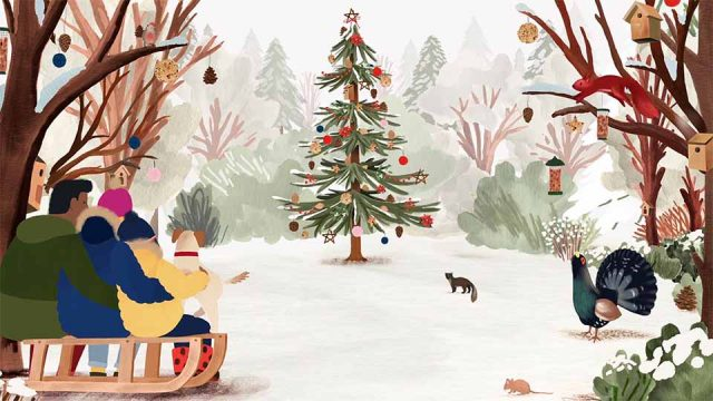 Joules A Woodland Tale by Studio AKA | STASH MAGAZINE