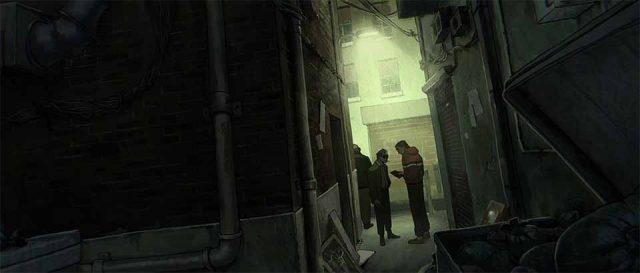 Last Round short film Georges Méliès School | STASH MAGAZINE