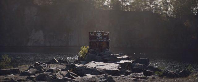 Duvchi - Geronimo feat. Nadia Nair music video by Simon Stålenhag | STASH MAGAZINE