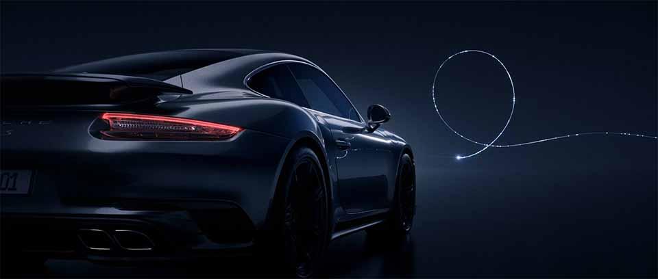 "Porsche ""Elan Vital"" Spec Spot by Daniel Bartels | STASH MAGAZINE"