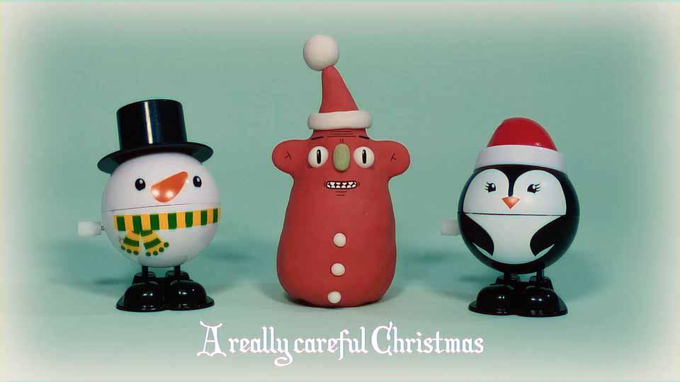 A Careful Christmas short film by Andy Martin | STASH MAGAZINE