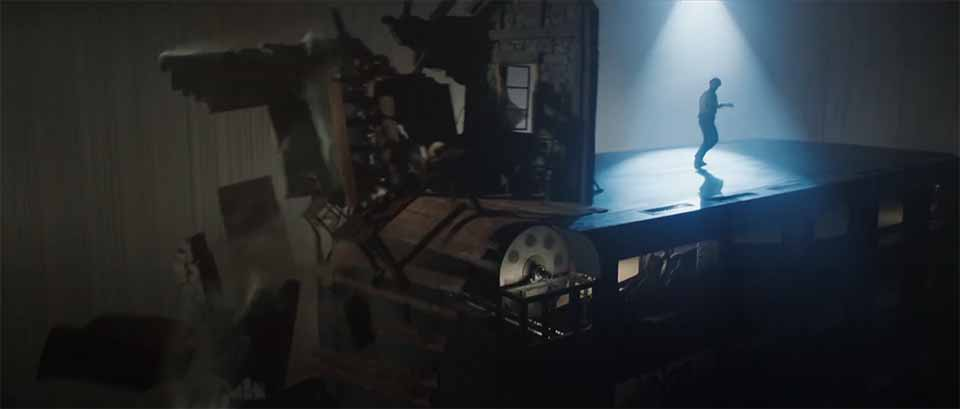 "The Glenlivet ""Original By Tradition"" treadmill commercial 