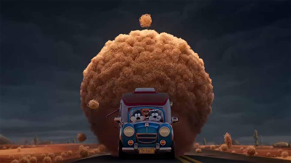 Toon Blast Tumbleweed animated short | STASH MAGAZINE