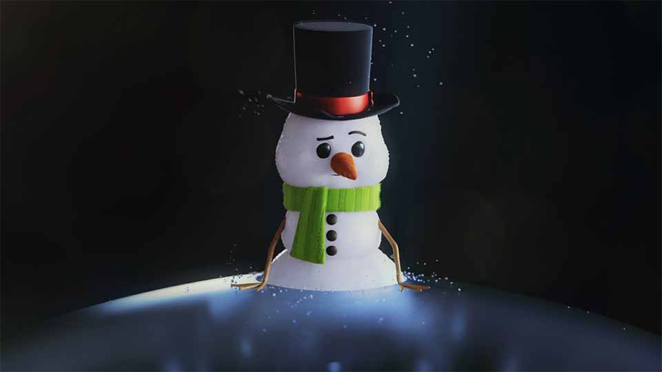 "Deloitte Digital ""Happy Holidays 2020"" by Nick Lines and Sedona | STASH MAGAZINE"