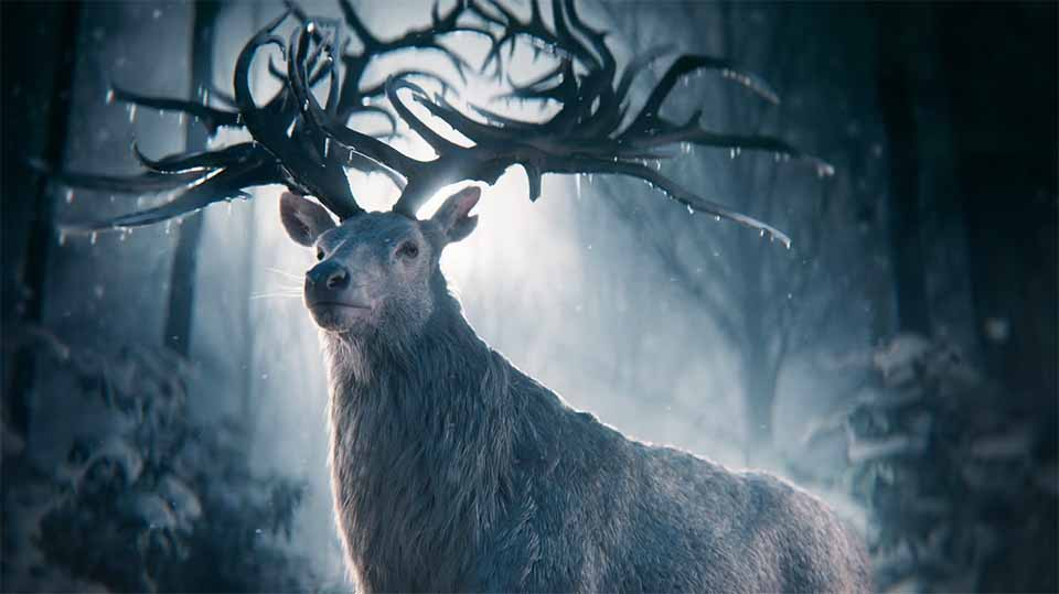 "Elastic Teases ""Shadow and Bone"" for Netflix 