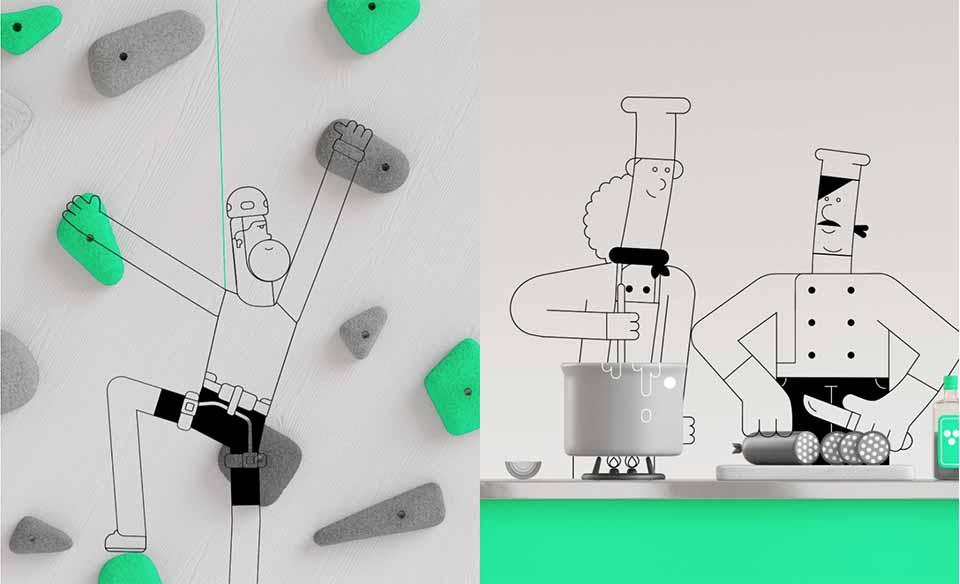 Hulu Design System Compilation by Buck | STASH MAGAZINE