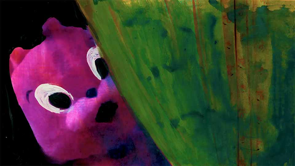 """Underground Lovers"" Short Film by Gianluigi Toccafondo | STASH MAGAZINE"