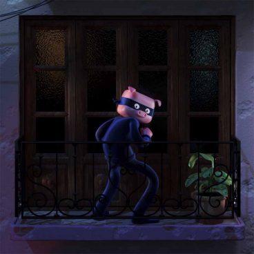 """Pluma in Quarantine"" Short Film by Ruben F Stremiz | STASH MAGAZINE"